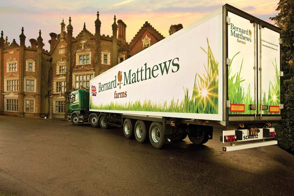 bernard matthews farms Bernardmatthewsfarmscom is tracked by us since january, 2013 over the time it has been ranked as high as 13 487 399 in the world it was owned by several entities, from bernard matthews limited to domain manager of bernard matthews limited, it was hosted by intouch systems.