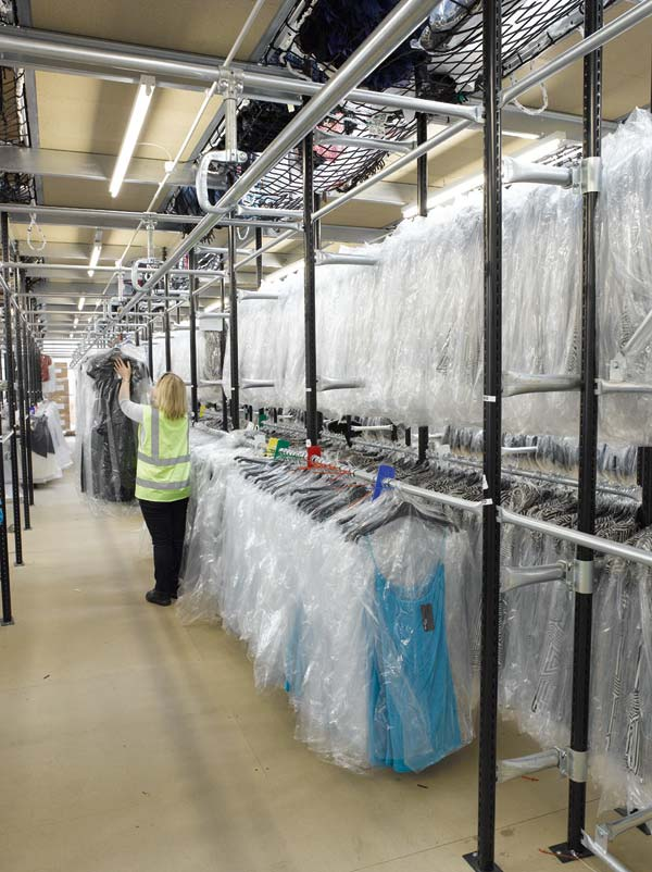 garments system Ethnic garments are an integral part of many anthropology collections the  optimal storage condition for most garments is in flat textile drawers an  alternative.