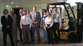 Yale expands Dealer network in Russia