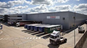 Change for the better at Tesco distribution