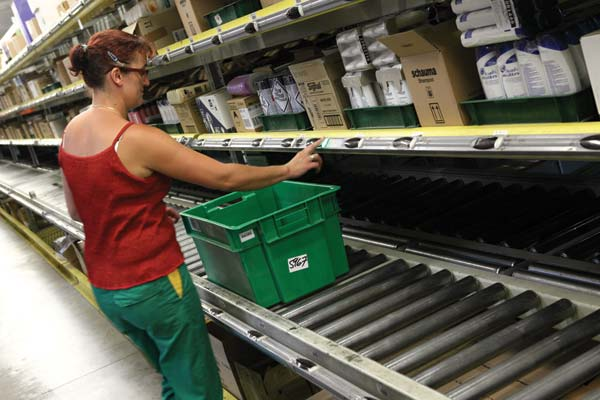 Knapp Supplies Automation For Slovenian Grocery Chain Tus