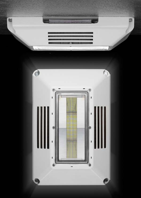 New Led High Bay Luminaire Cuts Energy And Maintenance