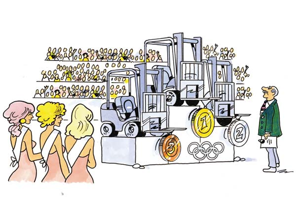 warehouse safety cartoons pictures to pin on pinterest   pinsdaddy