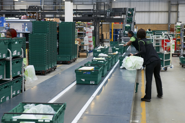Vanderlande Industries Supplies Automated Material