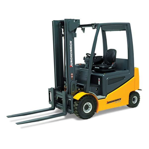Electric Forklift Jungheinrich Erv308: Jungheinrich Announces New Engine And Electric Powered