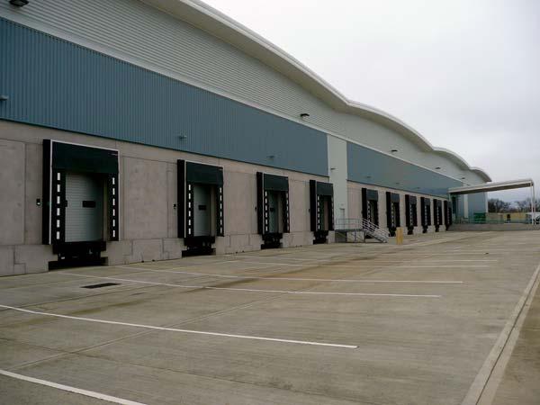 H 246 Rmann Design For Bmw Park Logistics Supply Chain