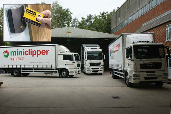 Logistics Company Employs Stanley Access Control Solutions