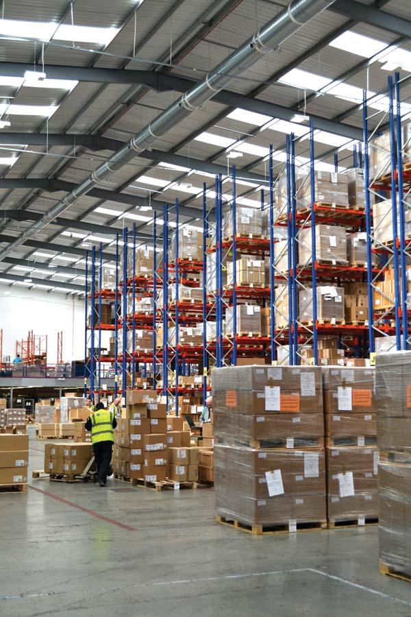 Cost Efficient Warehouse Temperature Control Solutions