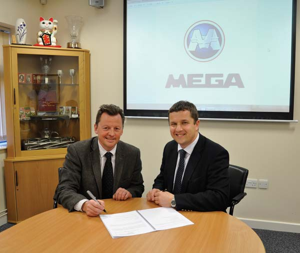 Ransomes Jacobsen Appointed Mega Truck Importers For The