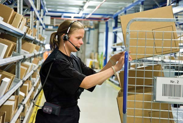 Voice Picking Made Easy Warehouse Amp Logistics News