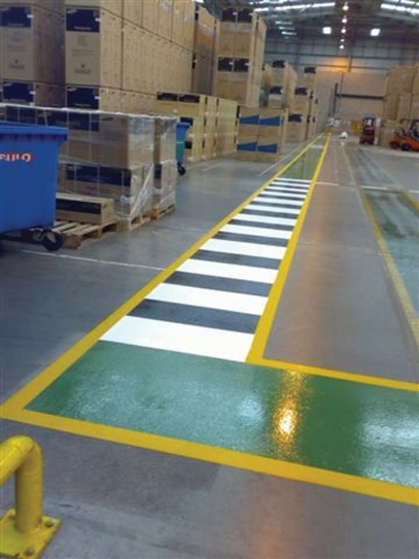 Flooring For Warehouses Keep It Strong With Rsl