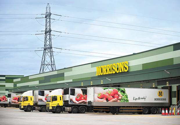Paragon celebrates 30 years of progress with morrisons for Morrison supply
